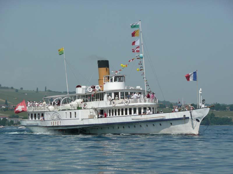 les bateaux du l u00e9man  u00bb m  s vevey